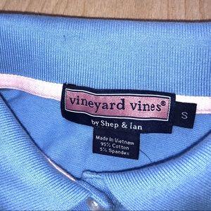 SOLD NWOT Vineyard Vines Women's Light Blue Polo
